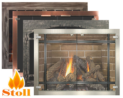 Outstanding Fireplace Doors Glass Door Sets For Your Fireplace Download Free Architecture Designs Scobabritishbridgeorg