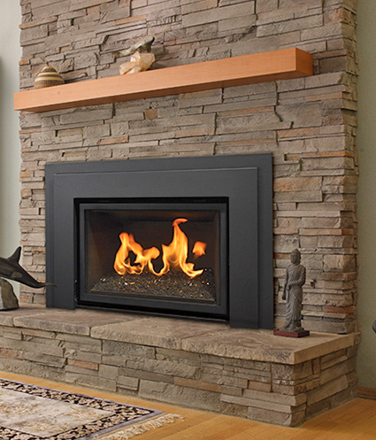 Gas Fireplace Inserts Modern Gas Burning Inserts Fort Collins