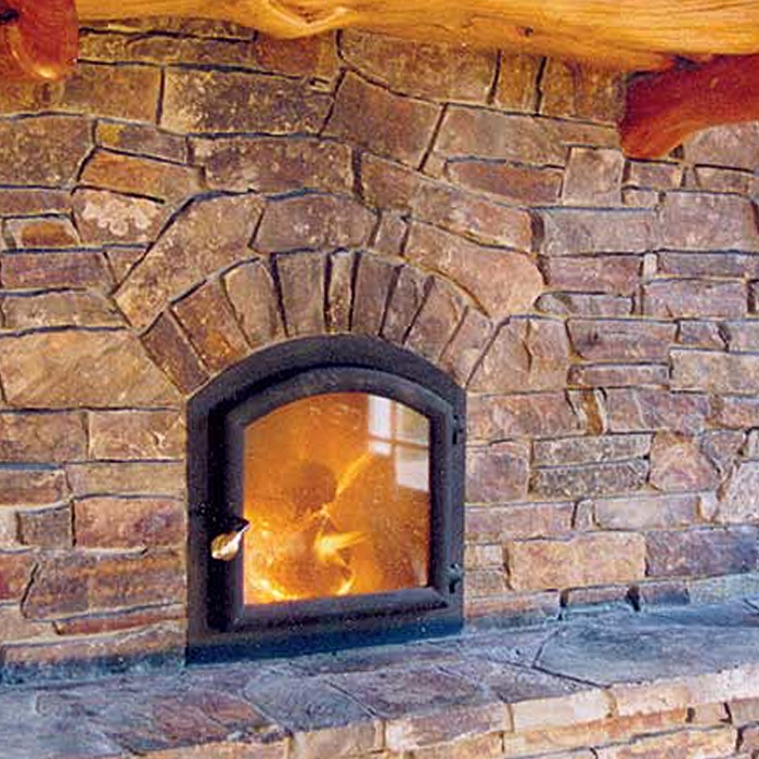 Temp Cast Masonry Heaters Wood Burning Fireplaces Fort