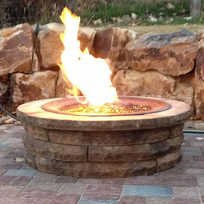 Outdoor Fireplaces Fire Pits Gas Firepits Bbqs Amp Grills